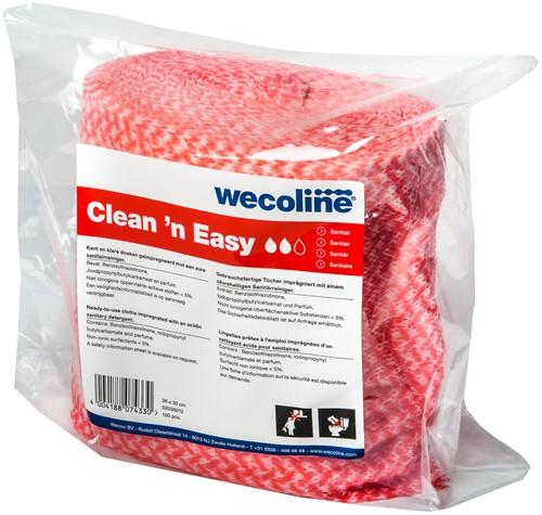 Clean 'n Easy Sanitair Navulling 3x150 stuks