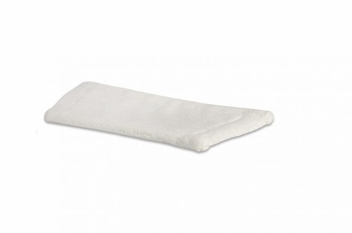 Wecoline Microvezel Stofwisvlakmop wit 28cm