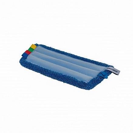 Wecoline microvezel vlakmop blauw 28cm