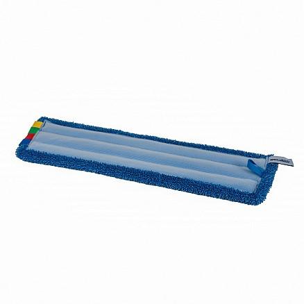Wecoline microvezel vlakmop blauw 63cm