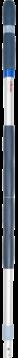 Vileda telescoopsteel 100-180cm