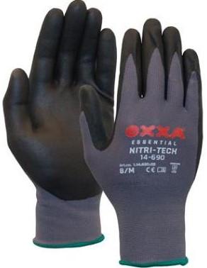 OXXA® Nitri-Tech 14-690 handschoen maat L (9)