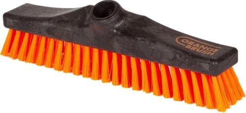 Orange Brush Schrobber 300 x 47 mm 77% gerecycled
