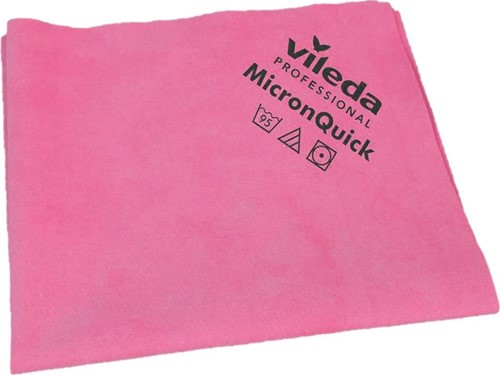 Vileda MicronQuick rood (5st.)
