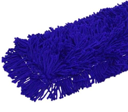 Zwabberhoes Acryl blauw 80cm