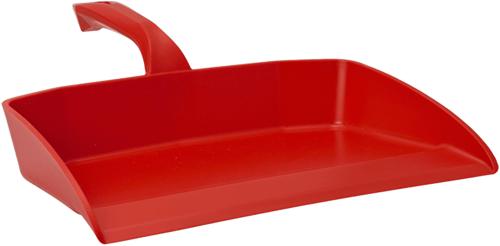 Vikan ergonomisch stofblik rood 330x295 mm