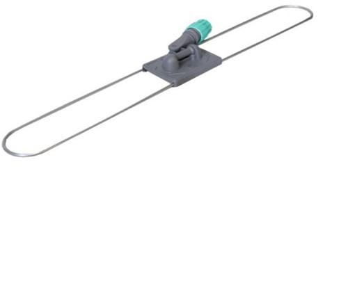 Zwabberhoesframe 100cm metaal/pvc