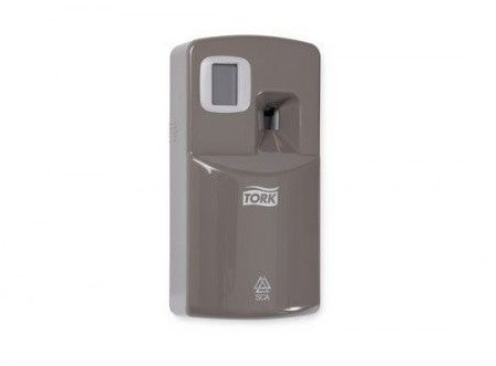 Tork luchtverfrisser dispenser grijs (A1)