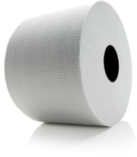BlackSatino toiletpapier compactol wit 24x100m.