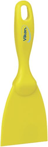 Vikan Handschraper 75 mm Geel