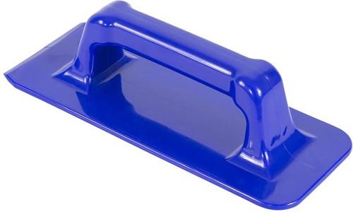 Randenreinigerframe handhouder blauw