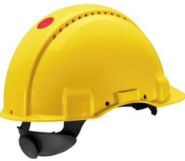 3M Peltor G3000NUV veiligheidshelm geel