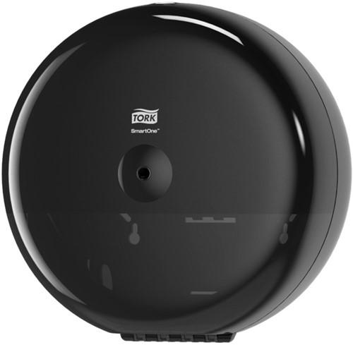 Tork SmartOne Midi Toiletrol Dispenser Zwart (T8)