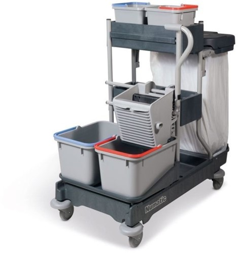 Numatic Sanitair werkwagen