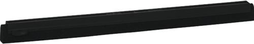 Vikan vervangrubber zwart 60cm