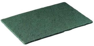 Schuurvlies groen (10st.)
