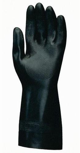 Neopreen Heavy Duty handschoen zwart Medium