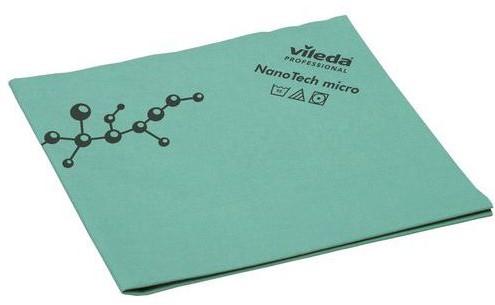 Vileda NanoTech microvezeldoek groen (5st.)