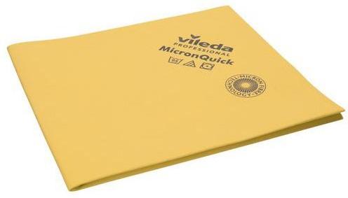 Vileda QuickStar Micro geel (5st.)