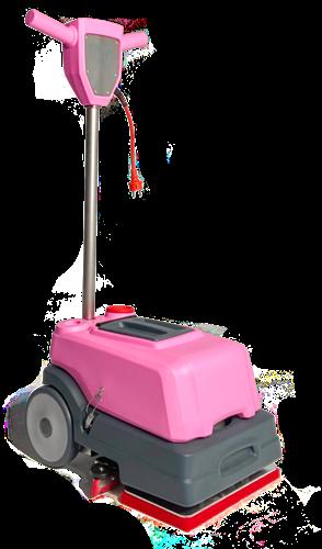 Excentr DAILY 35E ROZE Excentrische schrobautomaat 230V