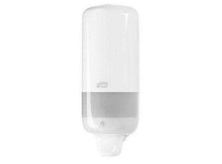 Tork Liquid zeepdispenser wit (S1)