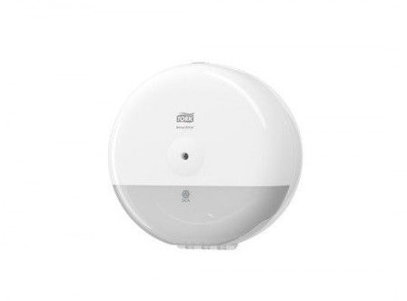 Tork SmartOne Mini Toiletrol Dispenser Wit (T9)