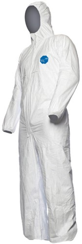 Dupont Tyvek 500 Xpert - coverall met capuchon - M 100 st