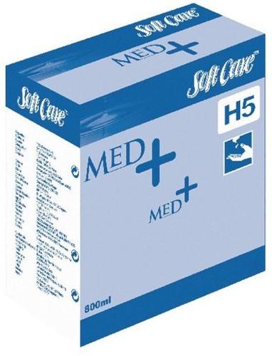 Soft Care Med H5 (desinfektie handzeep) 6x800ml