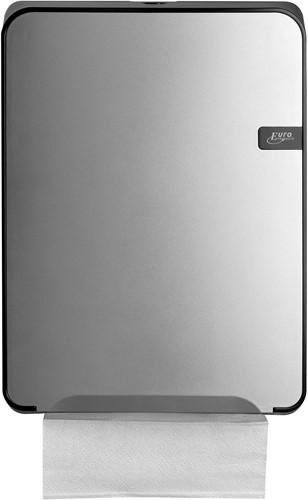 Euro Silver Quartz handdoekdispenser