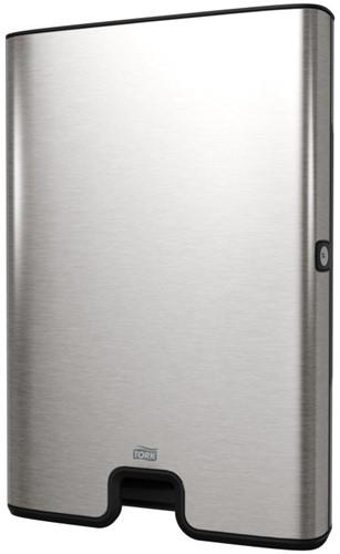 Tork Xpress Multifold handdoek dispenser RVS (H2)