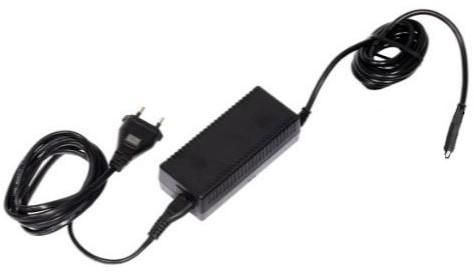 Nilfisk lader batterij LI 100-240v 1.25A t.b.v. SC250