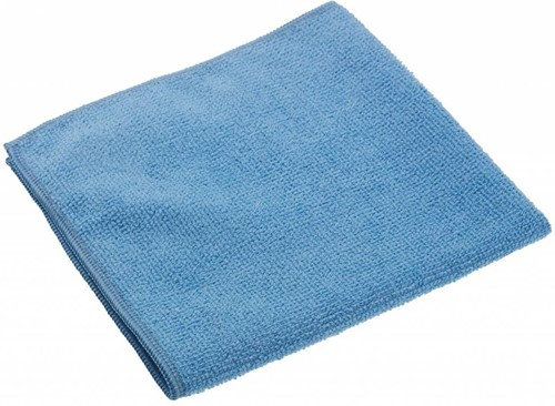 Vileda MicroTuff Plus blauw 38X38 (5st.)