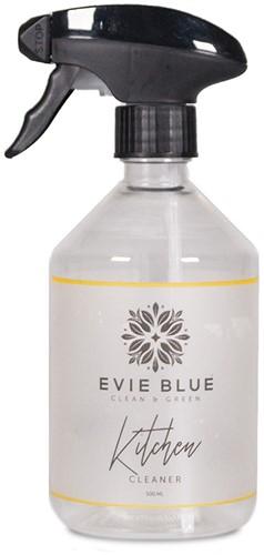 Evie Blue Sprayfles 500 ml Keukenreiniging (leeg)
