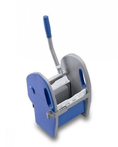 Moppers 350-450 grams kunststof blauw