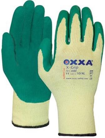 OXXA® X-Grip 51-000 handschoen maat 9 (L) 12 paar