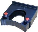 Toolflex wand steelklem zwart 20/30mm