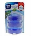 Ambi Pur toiletblok Flush Fresh Water & Mint navulling 3x55ml