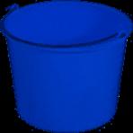 Bouwemmer blauw 12L