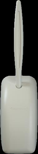 Greenbrush Circulair Toiletgarnituur WIT