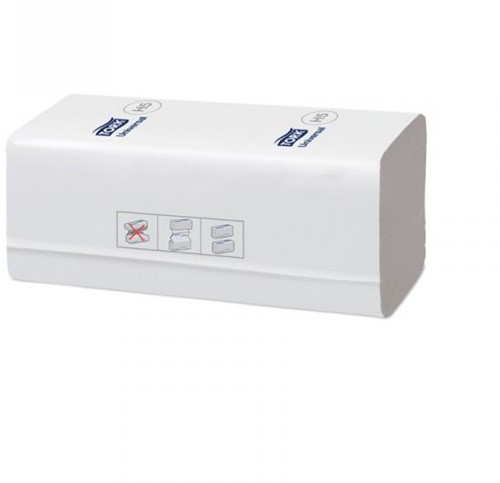 Tork PeakServe® Continue Handdoek 1-laags 12x410V Wit H5 Universal