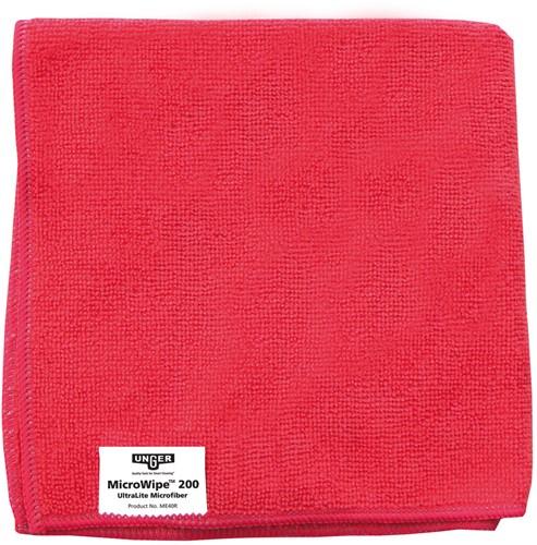 Unger SmartColor microdoek 200 rood
