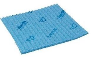 Vileda Breazy semi-disposable doek blauw (25st.)